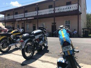 Ride to Sofala Pub