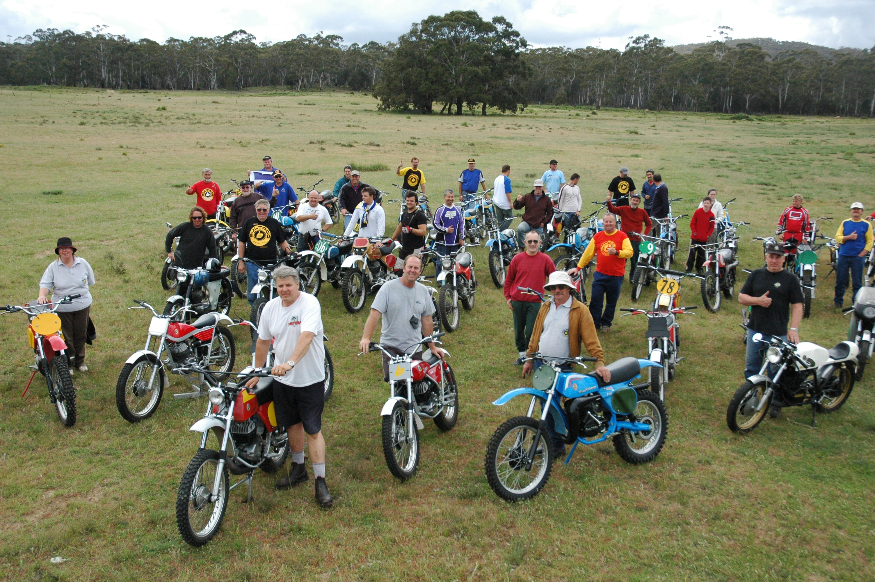 Bultaco owners in 2005