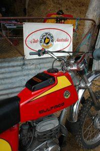 Bultaco Frontera