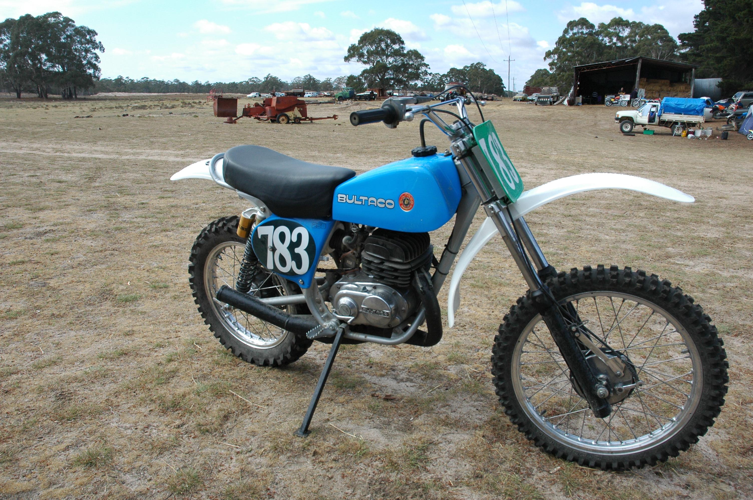 Bultaco Pursang Mk 9
