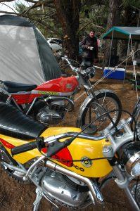 Bultaco Lobito and Sherpa T