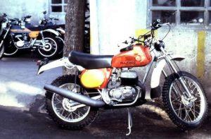 Bultaco Frontera Mk 9