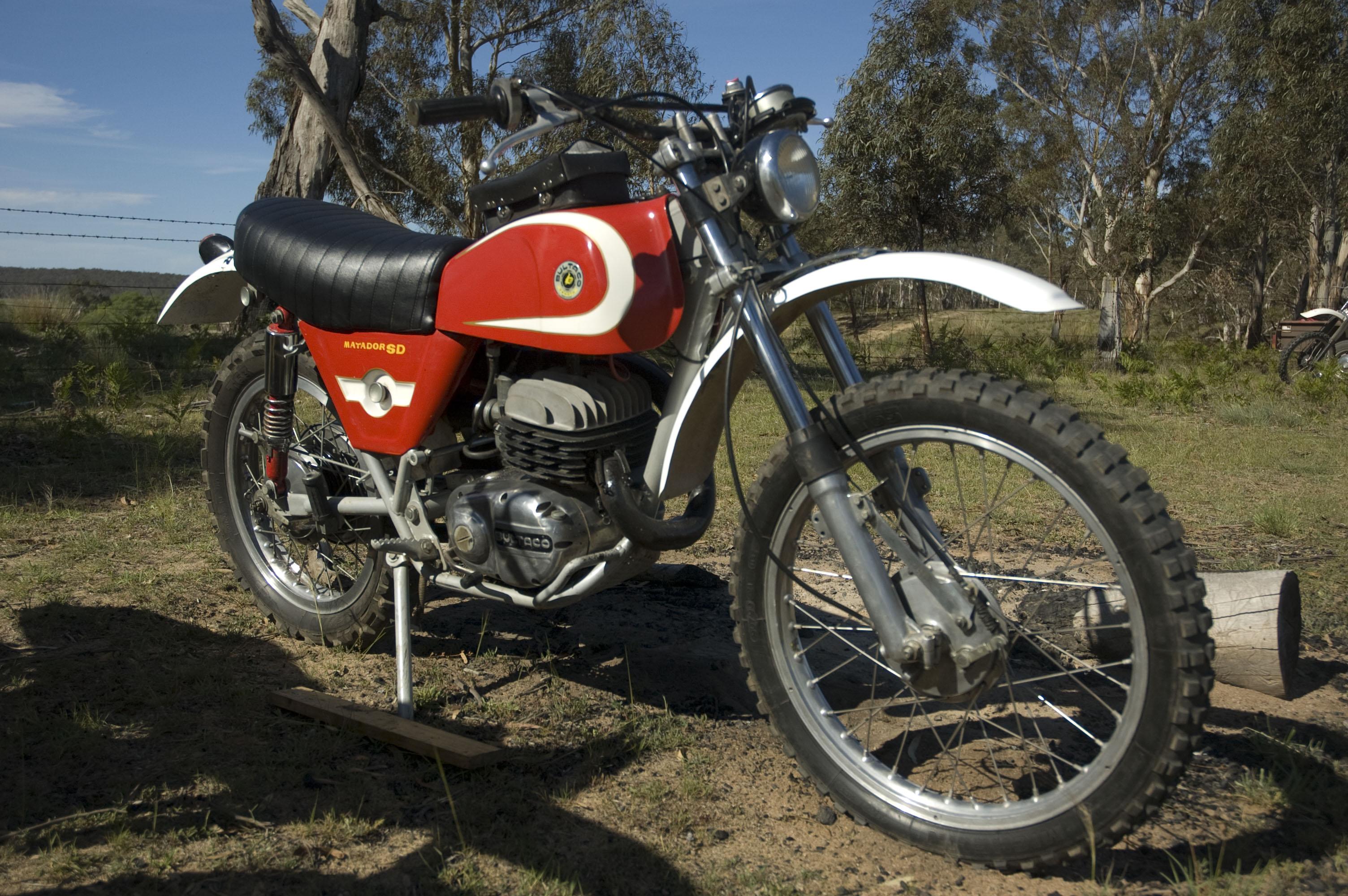 Bultaco Matador